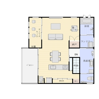 モデルハウス2F