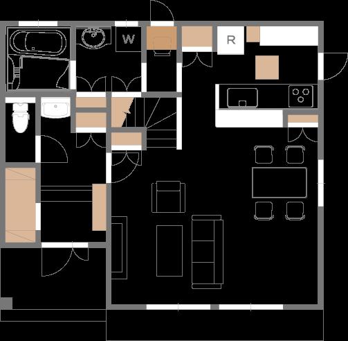 家事を軽減するプラン1